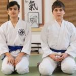 Prüfung 1. Kyu Gabriel & Toprak
